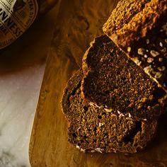 Traditional Irish Brown Bread made with Guinness Irish Stout Irish Brown Bread, Williams Street, Irish Traditions, Dublin Ireland, How To Make Bread, Guinness, St Patricks Day, Cooking, School