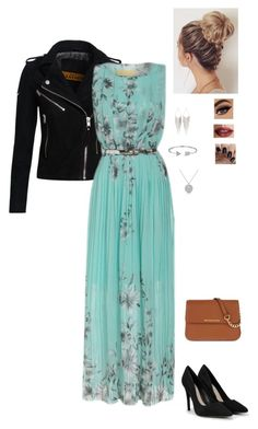 """school party"" by goldenarrow1001 on Polyvore featuring Superdry, CHARLES & KEITH, MICHAEL Michael Kors, Bling Jewelry, Jules Smith and TheBalm"
