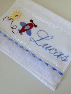 Lucas Ponto Cruz stitch cross