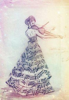Violinist women... it's life