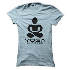 Yoga Dolor 【 Sit A Met - Light Blue100% in the U.S.A - Ship Worldwide      TIP: SHARE it with your friends,  together and  .  Click Add To Cart  To Select Style and Size.yoga