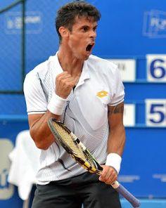Blog Esportivo do Suíço:  Rogerinho vence e avança às quartas de final do Challenger de Campinas