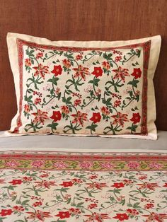 Tropical Garden ~ Colorful Country King Pillow Sham Flanged 41x25 Saffron Marigold http://www.amazon.com/dp/B00DHG0N1A/ref=cm_sw_r_pi_dp_VvIYvb0REZQC8