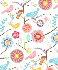 Craft idea: use paper punches and scraps to make elaborate flowers from basic shapes