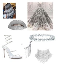 """""""Winter time #snowgirl#snowtime"""" by cristina-7914 on Polyvore featuring Jon Richard"""