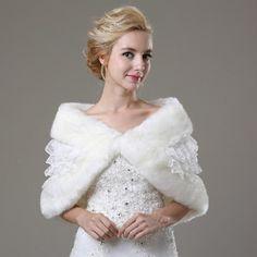 2016 Hot Ivory Bridal Jacket Lace Wedding Bridal Jackets Sleeveless Real Image…