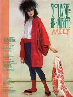 Siouxsie, 1982
