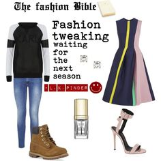 """""""The Fashion Bible by L. K. Pinder"""" by lkpinder on Polyvore"""