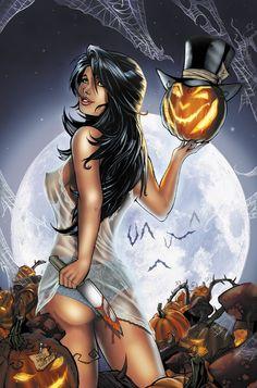 Halloween+Suprise+by+SarahPerryman.deviantart.com+on+@deviantART