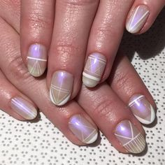 @ohriginails #Gina #handpainted #gelnail #nailart #VanityProjects