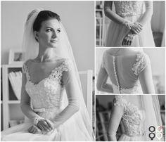 Dress details...More pictures at http://www.adora-studio.ro/blog/fotografie-de-nunta-in-constanta-elena-si-sebastian/