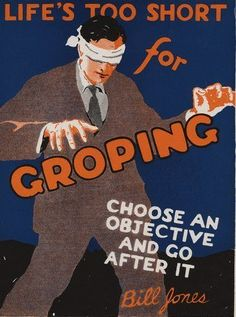 1920s Business Motivation posters