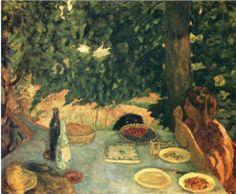 Cherry Pie - Pierre Bonnard