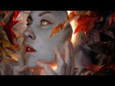 Autumn Metamorphosis | Oil Painting + Chat - YouTube