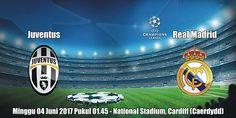 Prediksi Skor Bola Juventus vs Real Madrid 4 Juni 2017