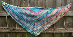 Road-trip scarf / pattern by Zelna Olivier / see ravelry for free pattern http://www.ravelry.com/patterns/library/road-trip-scarf-2