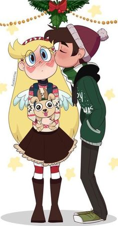 I don't exactly ship starco (I WARSHIP it), but star's face is too cute! Disney Wallpaper, Cartoon Wallpaper, Sara Anderson, Phineas Et Ferb, Starco Comic, Chibi, Marvel, Animation, Couple Cartoon