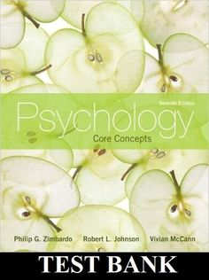 29 best psychology test bank study guides images on pinterest psychology core concepts 7th edition test bank fandeluxe Gallery