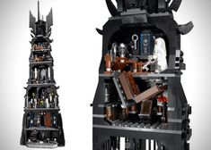 LEGO Lord of the Rings- Tower of Orthanc