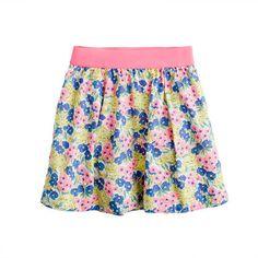 #Jcrew                    #Skirt                    #Girls' #garden #floral #skirt #patterns #Girl's #skirts #J.Crew              Girls' garden floral skirt - patterns - Girl's skirts - J.Crew                                          http://www.seapai.com/product.aspx?PID=1206490