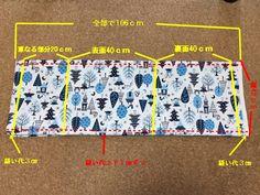 クッションカバーの作り方 ファスナーなし!手縫いOK!長方形でも作れる! | 生活に役立つ説明書