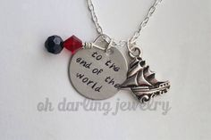 Once Upon a Time Captain Swan Inspired by ohdarlingjewelry on Etsy