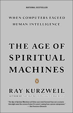 Amazing book, Kurzweil offer true foresight into the future of technology and subsequently human kind
