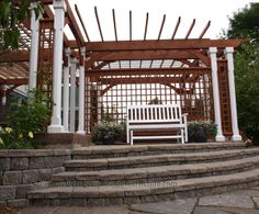 best pergolas | ... has one of the very best builders of decks fences and pergolas