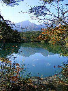 Bandai Asahi National Park, Japan