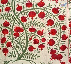 Auctiva Image Hosting Pattern Art, Pattern Design, Books Art, Arte Judaica, Pomegranate Art, Grenade, Iranian Art, Guache, Jewish Art