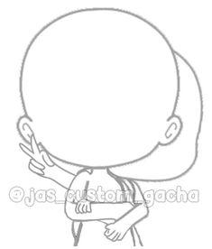 Cute Animal Drawings, Kawaii Drawings, Cute Drawings, Character Poses, Character Design, Roses Are Red Funny, Chibi Body, Drawing Body Poses, Chibi Sketch