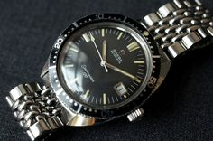 #VINTAGE #OMEGA #SEAMASTER #120 #AUTOMATIC #DIVER #WATCH #IN #MINT #CONDITION #1970's