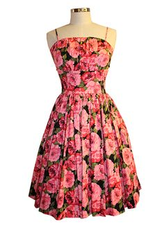 67bbfac9320 Sun Dress Hot Pink - Retrospecd - Retrospecd