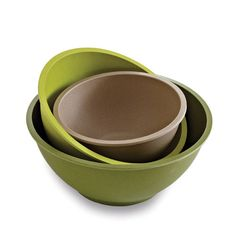 Bamboo Fiber Mixing Bowl Set - Shop | Pampered Chef US Site