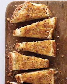 Roasted-Garlic Bread - Martha Stewart Recipes