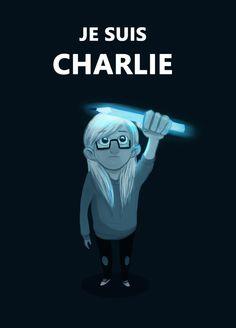 Je suis Charlie par sophieroy