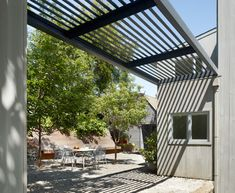 Contemporary Home Metal Awnings Design, Pictures, Remodel, Decor and Ideas
