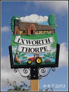 Ixworth Thorpe, Suffolk