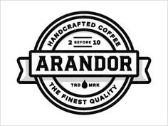 beautifully designed examples of vintage style logos