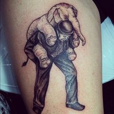 Funny Elephant Graphics Girly Circus Elephant Tattoo