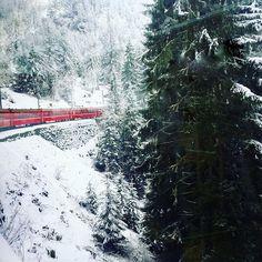 Neve e paisagem linda em St Moritz. Vic Ceridono | Dia de Beauté