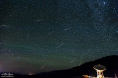Perseid Meteors by Cat Connor on 500px