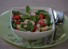Denny Chef Blog: Insalata di fagioli e gamberetti