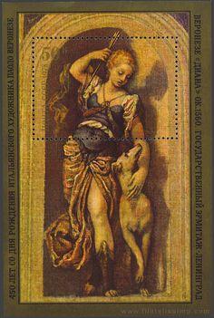 Aniversario del nacimiento de Paolo Caliari (El Veronés)