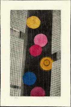 Tanaka Ryohei - Umbrellas