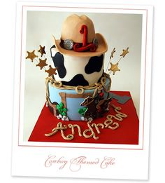 Country western cake