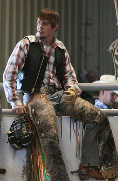 Can it be bulls only already?? I want me a cowboy!