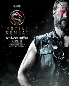 Mortal Kombat: Pôsteres do filme são incríveis Liu Kang, Comics Gratis, Lord Raiden, Science Fiction, Kung Lao, Mortal Kombat Art, Motion Poster, Mortal Combat, Movie Posters