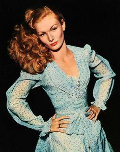 Veronica Lake - 1947 Hollywood glamour