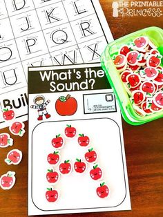 Beginning sounds is an important skill in Kindergarten and early primary classrooms. Stop by and pick up a FREE beginning sounds assessment tool. Plus you'll also find loads of ideas for letter sound practice. Easy and practical activities that require li
